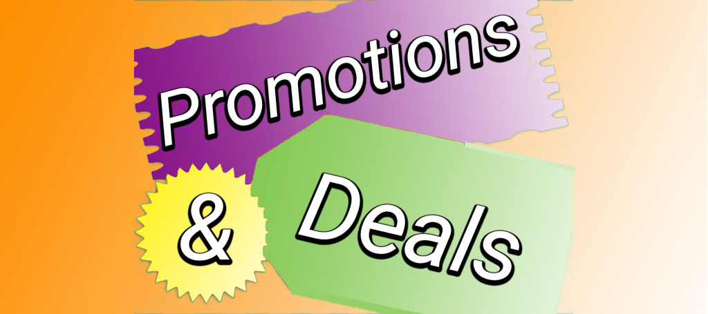 Promotions and Deals